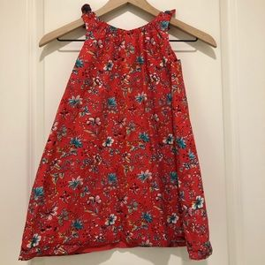 Floral Baby Gap Dress